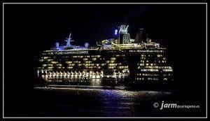 Puerto de Cartagena Liberty of the Seas 300x173 Una de cruceros en el puerto de Cartagena