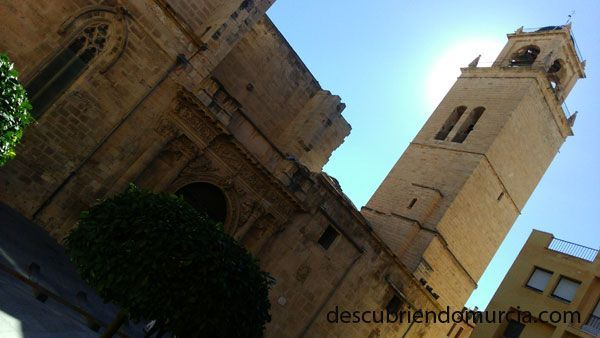 comuneros Comuneros murcianos destruyen la Catedral de Orihuela