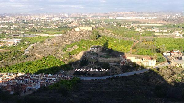 Castillejo Monteagudo Castillejo de Monteagudo, con sus palacios y jardines