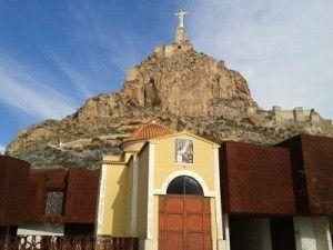 Castillo Monteagudo ermita San Cayetano 300x225 Castillejo de Monteagudo, con sus palacios y jardines