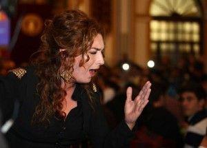 Estrella Morente Murcia UCAM 300x215 Estrella Morente: Amo a Murcia, es el día más importante de mi carrera