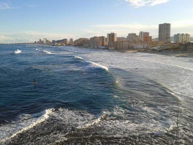 La Manga Recordando La Manga y el Mar Menor. Fotos Verano 2016
