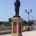 El centinela del Segura que se pagó su estatua