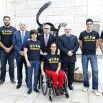 UCAM COE 150x1501 Comité Olímpico Español y UCAM, juntos por el olimpismo español
