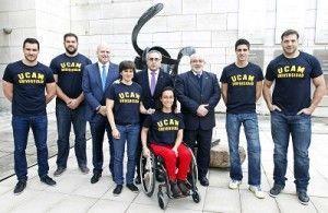 UCAM COE 300x195 Comité Olímpico Español y UCAM, juntos por el olimpismo español