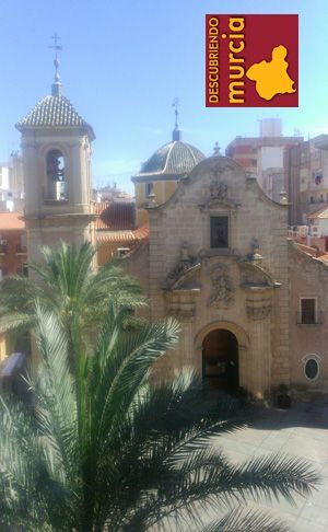 iglesia santa eulalia Murcia Un trueque de fotografías en Santa Eulalia