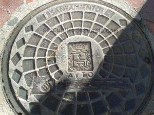 Caravaca de la Cruz placa 300x225 Murcia y sus curiosas tapas... de alcantarilla