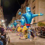Carnavales de Águilas una fiesta de Interés Turístico Nacional