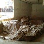 ¿Quedan restos humanos en las casas prehistóricas de Monteagudo?