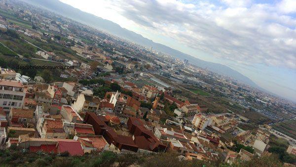Monteagudo Murcia El rey murciano Ibn Hud y la joven cristiana