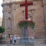 Plaza de la Cruz Murcia