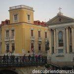 Virgen de los Peligros que perdió su ermita en favor del Puente Viejo