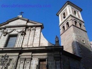 iglesia San Pedro Murcia 300x225 Inquisición, expulsión de los judíos y homosexualidad en la Murcia del siglo XV