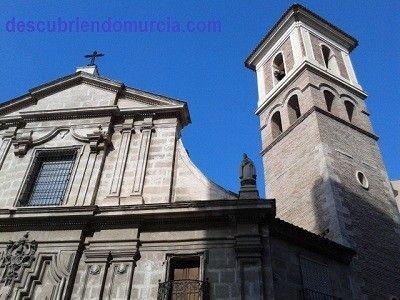 iglesia San Pedro Murcia La venta de esclavos en la Murcia del siglo XVII