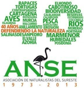 Asociacion ANSE 289x300 Actividades Naturales para este fin de semana en Cieza y Mar Menor