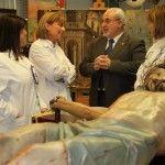 La talla más antigua de la Semana Santa Murcia, volverá a procesionar