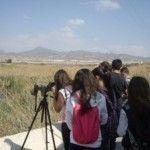 Alumnos de Mazarrón descubren a la Malvasía Cabeciblanca