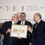 Premios Fundacion Juan de Borbon Espana Israel