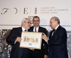 Premios Fundacion Juan de Borbon Espana Israel 300x244 La UCAM plantará 12000 árboles en Israel
