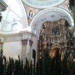 Los jardines de la reina mora en el convento de Santa Ana