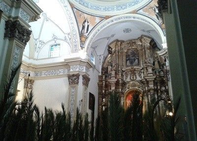 Santa Ana Murcia Los jardines de la reina mora en el convento de Santa Ana