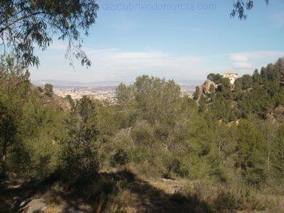El Valle y Carrascoy Murcia Respeta los Espacios Naturales de la Región de Murcia