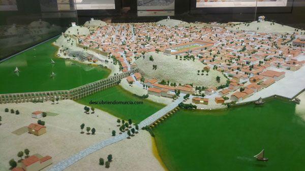 Cartago Nova Cartagena Descubierto el gran Acueducto romano de Cartagena
