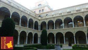 Claustro Merced Murcia 300x169 Congreso Nacional de Jóvenes Historiadores del Arte en Murcia
