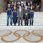 La familia olímpica de la UCAM sigue creciendo