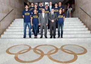 Deportistas UCAM 300x212 La familia olímpica de la UCAM sigue creciendo