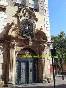 Fabrica Seda la Piamontesa Murcia 225x300 Edificio de los Nueve Pisos, un rascacielos para juguetes y golosinas