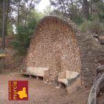 La misteriosa estatua del Durmiente de Sierra Espuña