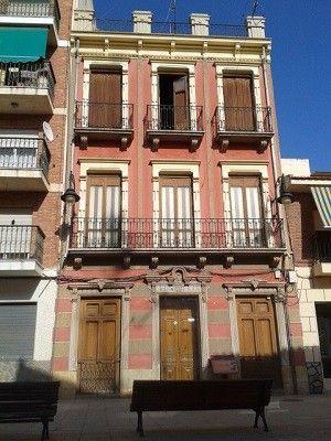 Ateneo Cultural Mazarron Murcia El Casino o Ateneo Cultural de Mazarrón