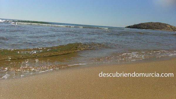 Calblanque playa Calblanque, el Mejor Rincón de España...