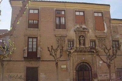 Casa Huerfanos Murcia El Colegio de los Huérfanos fundado por el Cardenal Belluga
