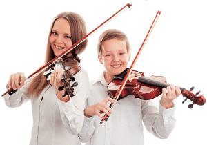 Orquesta Infantil UCAM La Orquesta Infantil de la UCAM ofrece un concierto