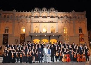 Orquesta Sinfonica UCAM 300x213 La Orquesta Sinfónica UCAM deleita a más de 10.000 personas