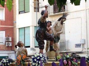 Salzillo Azotes Viernes Santo Murcia 300x225 Salzillo rechazó a Felipe V por amor...