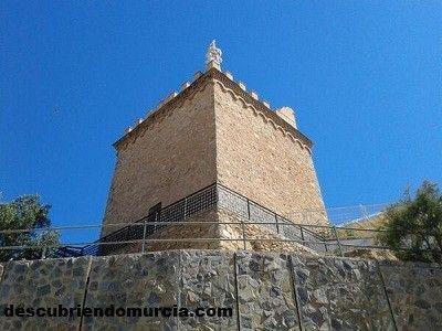 Torre de los Caballos Bolnuevo Mazarron Un milagro contra los piratas en Bolnuevo Mazarrón