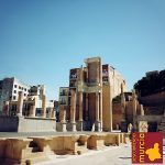 Teatro Romano Cartagena… ¿apareció por casualidad?