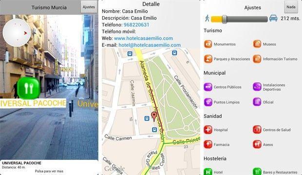 turismo murcia 2 Turismo Murcia, conoce la ciudad desde tu móvil