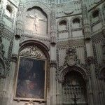 Alumbre en Mazarrón y la Capilla de Los Vélez en la Catedral