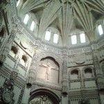 Capilla de los Vélez y su sepulcro de mármol de Cehegín