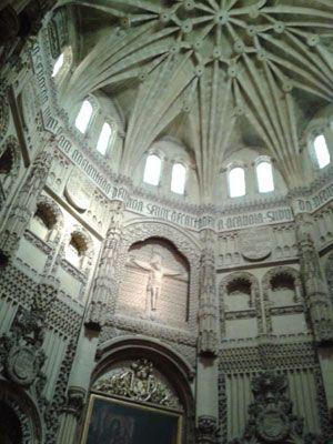 Capilla de los Velez Catedral Murcia Capilla de los Vélez y su sepulcro de mármol de Cehegín