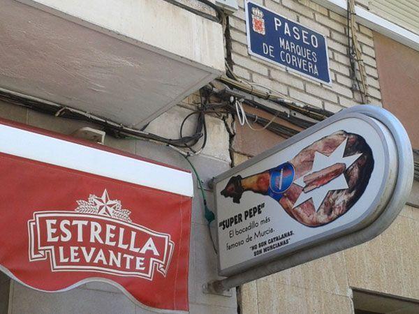 Catalanas Murcia No son catalanas, son murcianas... historia del famoso bocadillo