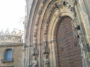 Catedral Murcia Puerta de los Apostoles
