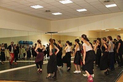Congreso de Baile Flamenco UCAM Cante de las Minas Murcia Congreso de Baile Flamenco UCAM Cante de las Minas
