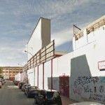 Calle Amberes de Murcia, homenaje a una medalla olímpica
