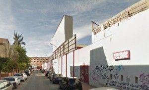 Murcia calle Amberes 300x182 Calle Amberes de Murcia, homenaje a una medalla olímpica