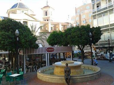 Plaza de las Flores Plaza de las Flores... ¿o de las Carnicerías?